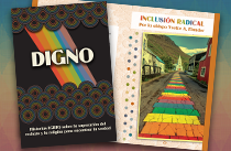 Viaje espiritual LGBTQ, folleto sobre el viaje espiritual LGBTQ, Sanación de la religión, Gays y lesbianas Creando familias, Transformando el género, Gays y lesbianas, Reconocer mi valor, Gays y la religión