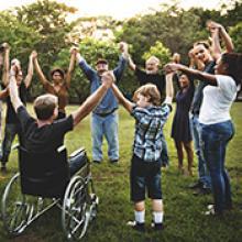 Para crear efectivamente la comunidad, debemos entender el significado y la fuerza creativa de la unidad; una humanidad muchas historias.